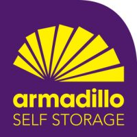 Armadillo Self Storage logo